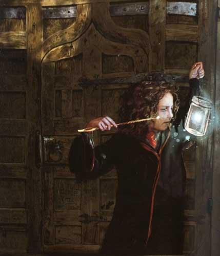 Jim Kay's Hermione Granger