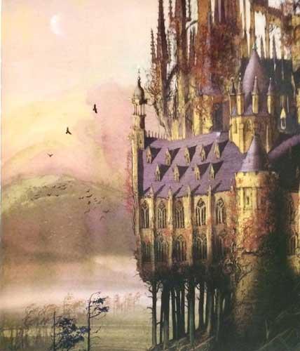 Jim Kay's Hogwarts