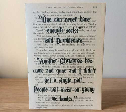 3 Card Harry Potter Bundle by AutumnPrints