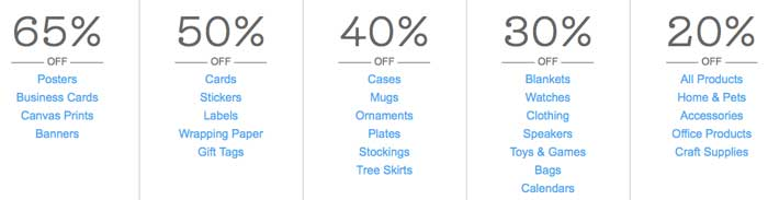 Discounts on every category at Dazzle.com