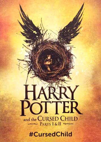 Harry Potter and the Cursed Child is the script for the London play
