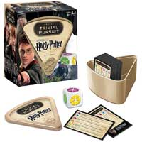 The Harry Potter edition of Trivial Pursuit