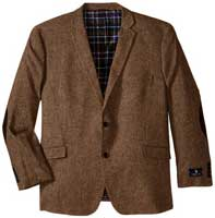 Jacket for a Remus Lupin costume
