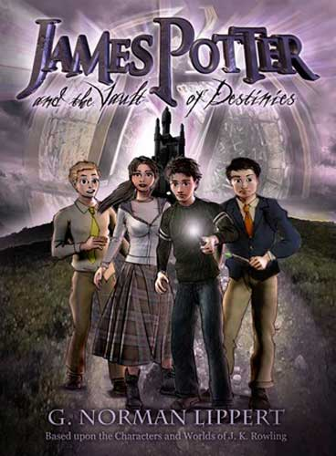 Book 3 - James Potter and the Vault of Destinies