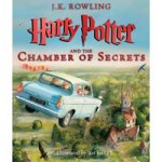 Book 2 – Illustrated Harry Potter and the Chamber of Secrets