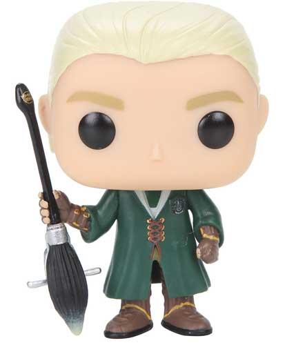 Quidditch Draco Malfoy Funko