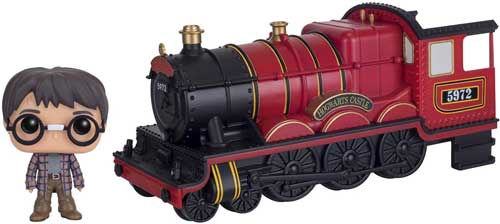 Harry Potter and the Hogwarts Express Funkos