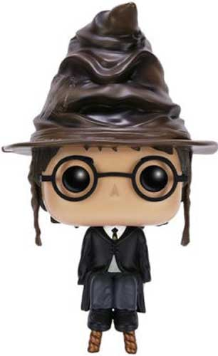 Sorting Hat Harry Potter Funko