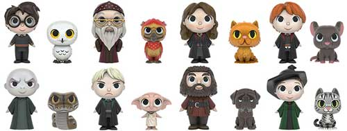 Harry Potter Mystery Mini Funkos