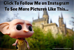 Example of my Harry Potter Funko pictures on Instagram