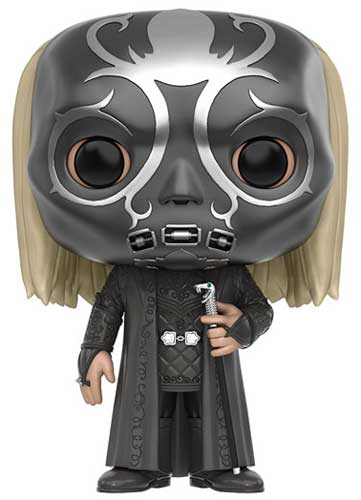 Lucius Malfoy as a Death Eater Funko Pop