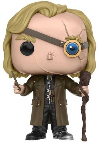 Mad Eye Moody Funko Pop