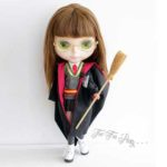 Harry Potter Clothes And Accessories For Blythe Dolls