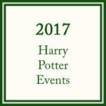 2017 Harry Potter Events