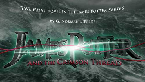 The fifth and final book in the James Potter series