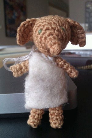 Dobby Harry Potter Amigurumi : Amigurumi Harry Potter For The Love of Harry