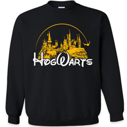 This is an example of the many different Hogwarts sweatshirts available.